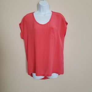 Club Manoco women's silk top